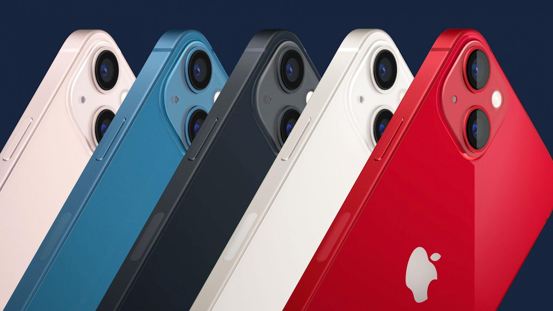 Недостигът на чипове може да изиграе лоша шега на Apple за iPhone 13