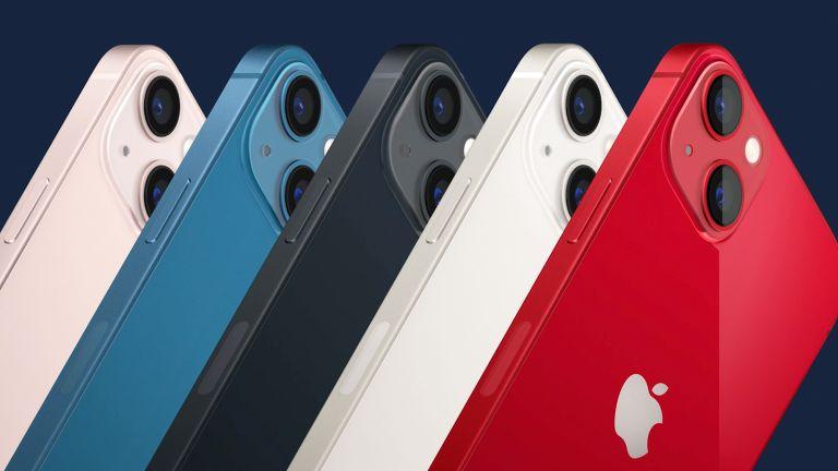 Цветовата гама на iPhone 13