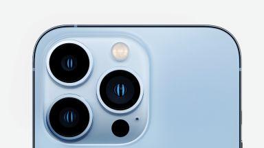 Как снима камерата на iPhone 13 Pro