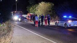Тежка катастрофа със загинал и ранени затвори пътя Русе-Силистра