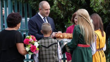 Румен Радев: Готов съм със състава на новото служебно правителство
