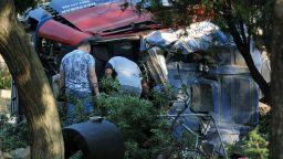 Шофьорът на камиона-убиец в Айтос е с отрицателна проба за алкохол