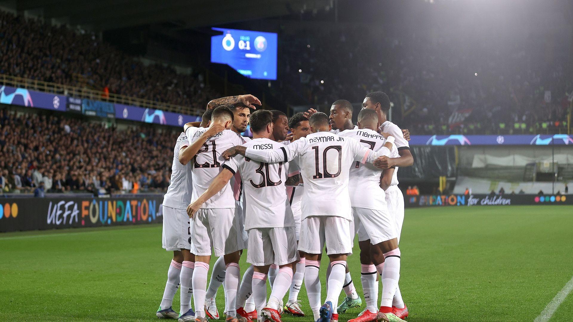 Звездната атака на ПСЖ не заблестя в луда нощ с 28 гола (Шампионска лига резултати)