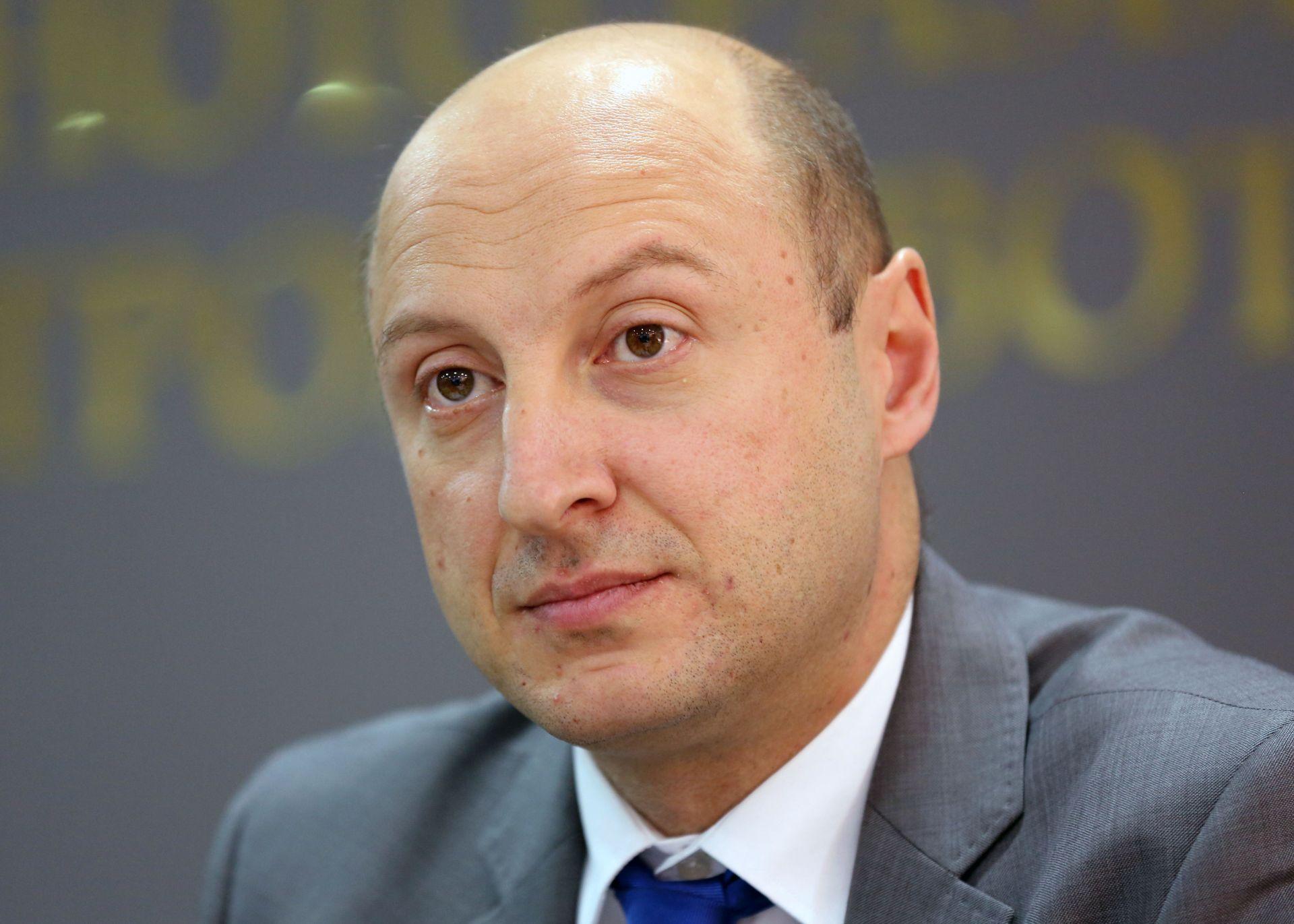 Валери Белчев, служебен министър на финансите