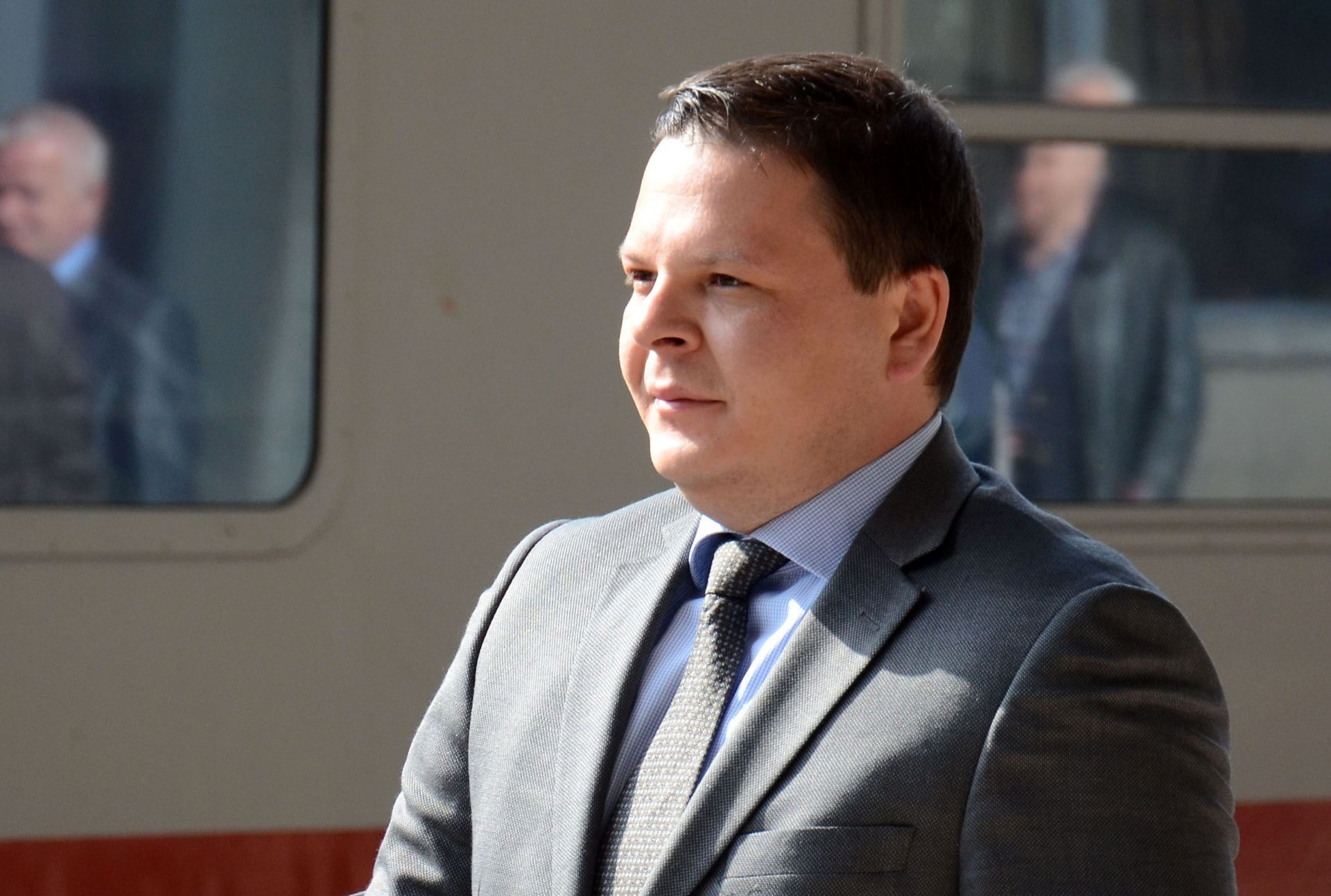 Христо Алексиев, служебен министър на транспорта