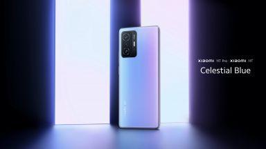 Xiaomi представи нови смартфони - 11T, 11T Pro и 11 Lite 5G