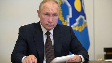 Няколко десетки души са с Covid от обкръжението на Путин