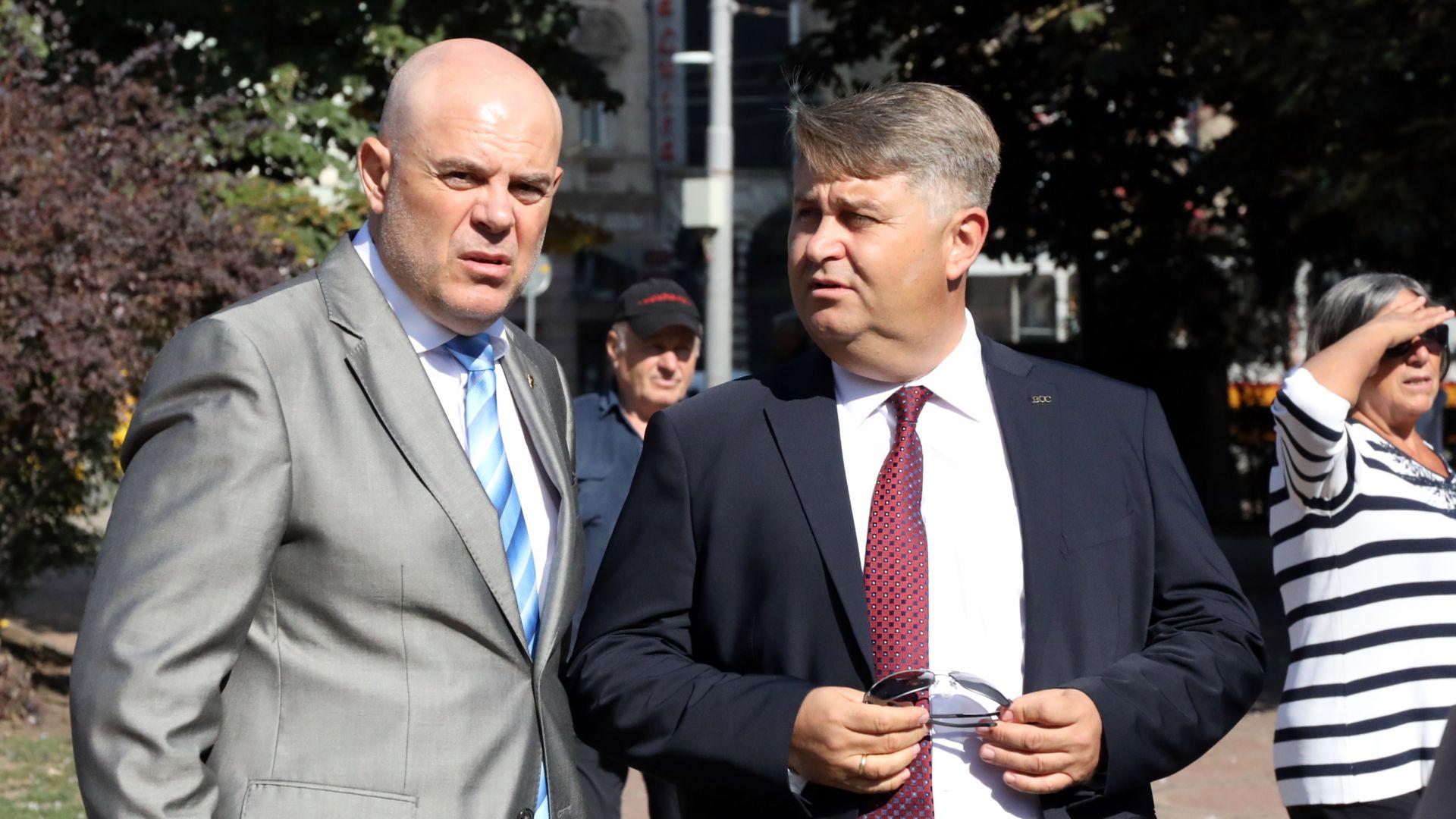 Главният прокурор: Под реформа се разбира унищожаване на работещи структури