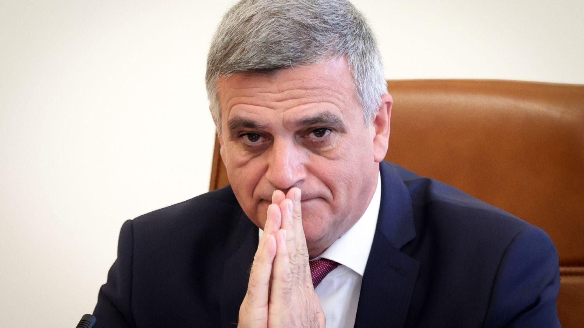 Стефан Янев: Президентът няма желание да прави партия