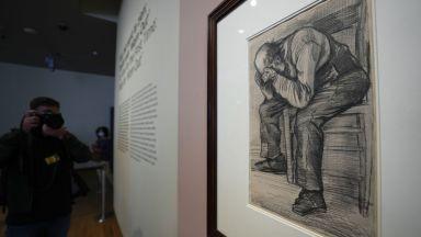 Показаха неизвестна картина на Ван Гог