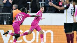 Лудогорец изкопчи ценна точка на старта на груповата фаза в Лига Европа