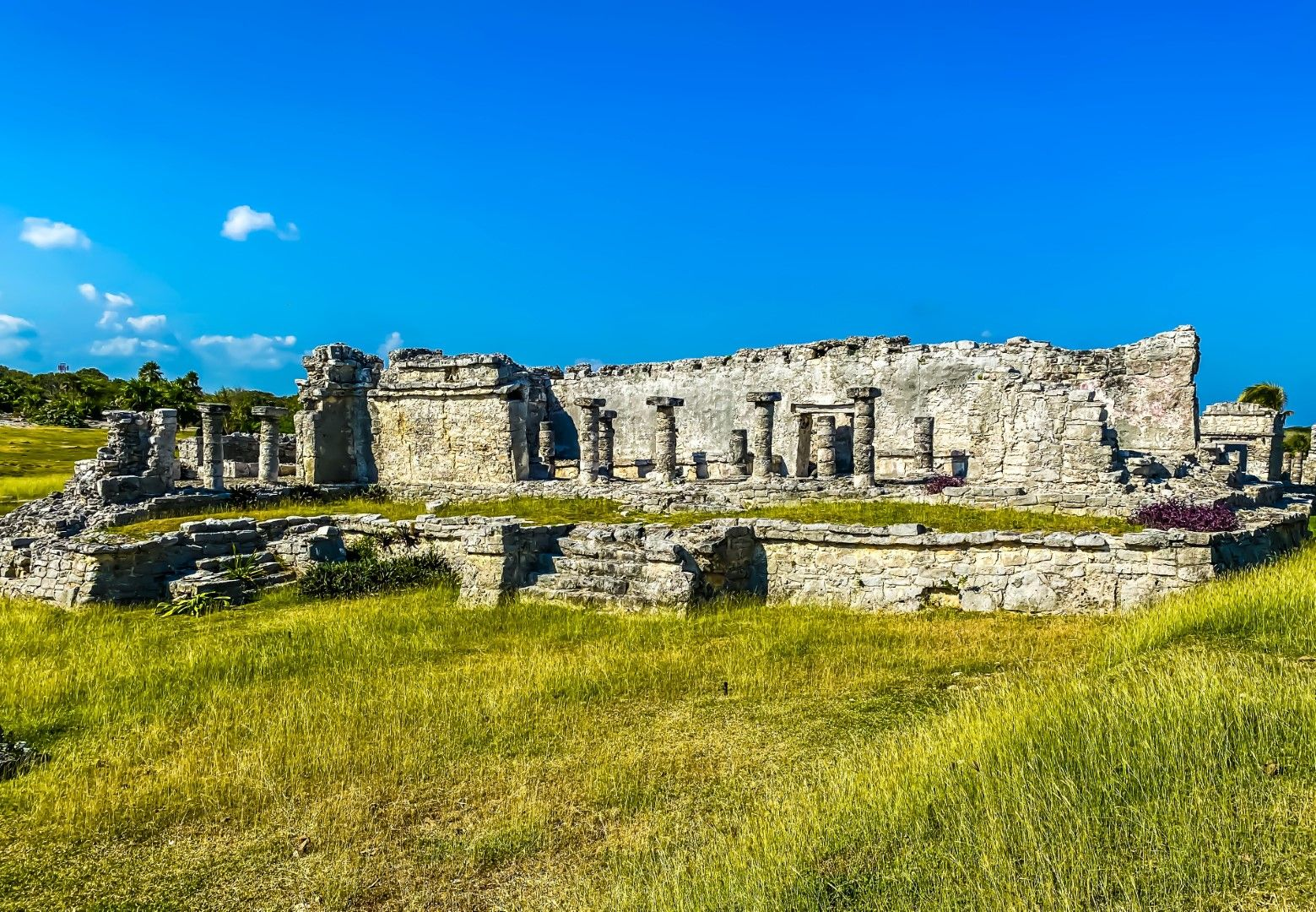 Руините на маите в Тулум