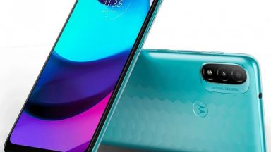 Motorola moto e20 е бюджетен модел с Android 11 Go