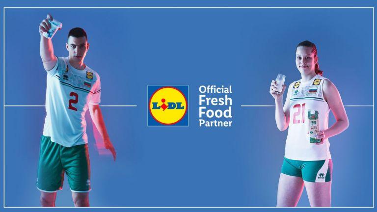 С любимите продукти в Lidl храната и спортът са приятели, а не конкуренти