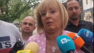 Мая Манолова: Ще заведем иск в съда в Страсбург за подслушваните 130 души (видео)