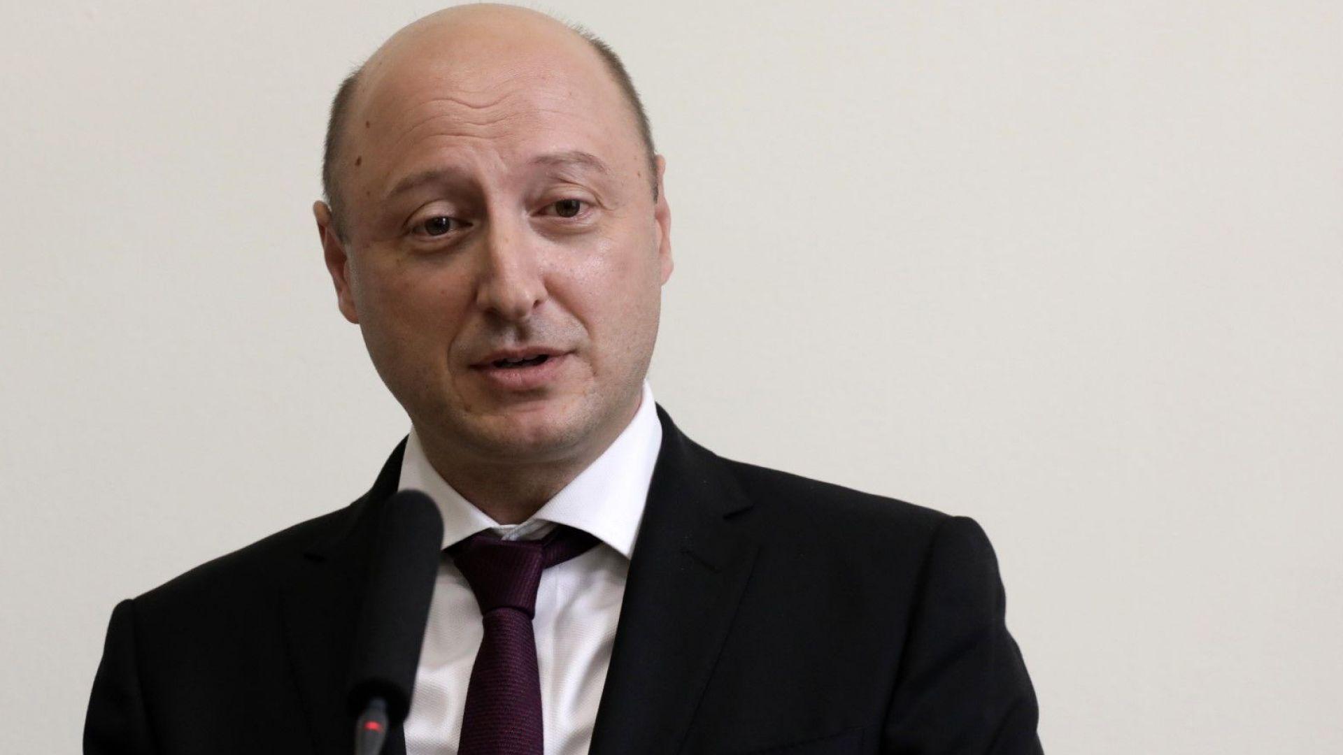 Валери Белчев: Напредваме с подготовката на Бюджет 2022