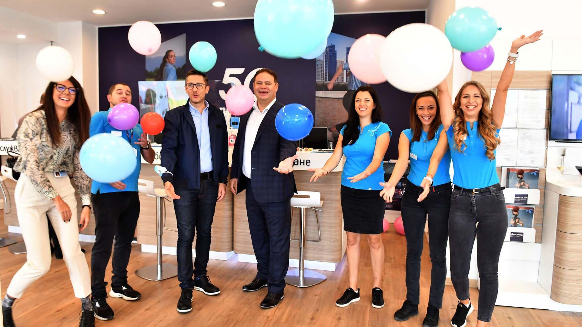 Теленор България празнува 20 години успех и иновации на телекомуникационния пазар