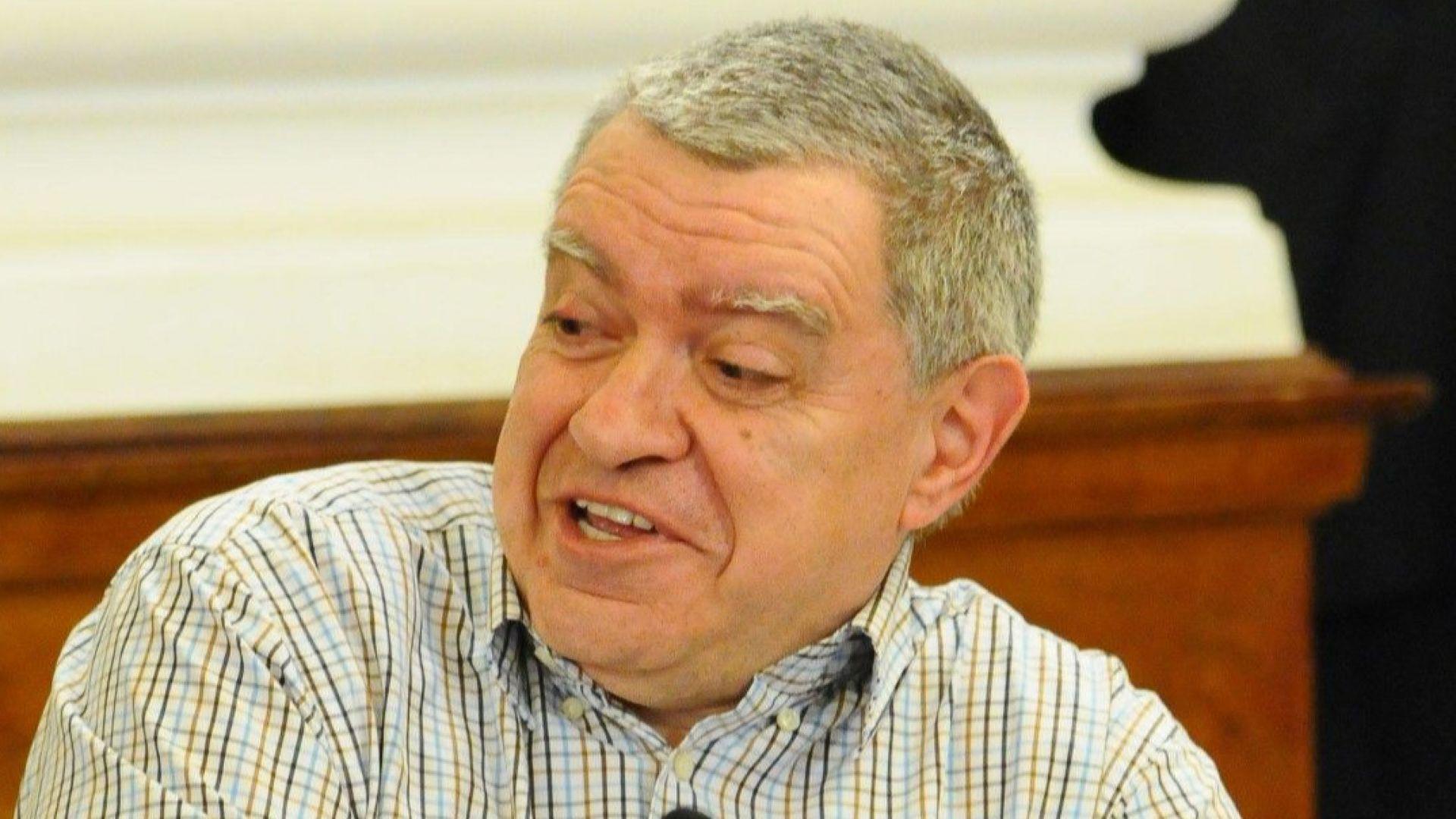 Проф. Константинов: Няма да има президент на първи тур, ИБГНИ е под бариерата