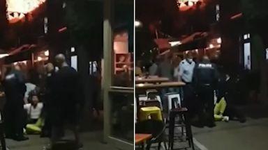 Собственици на заведения в Благоевград се оплакаха от полицейски тормоз, искат оставка (видео)