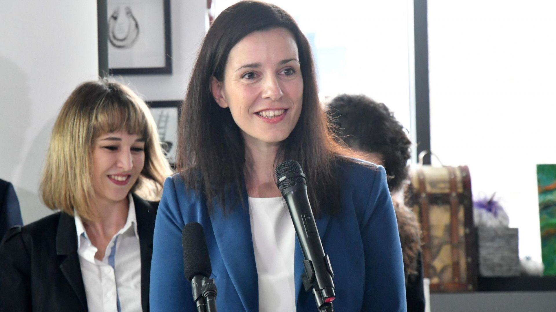 """Яна Балникова от """"Продължаваме промяната"""": Имаме опит, моята сила е насърчаване на инвестиции"""