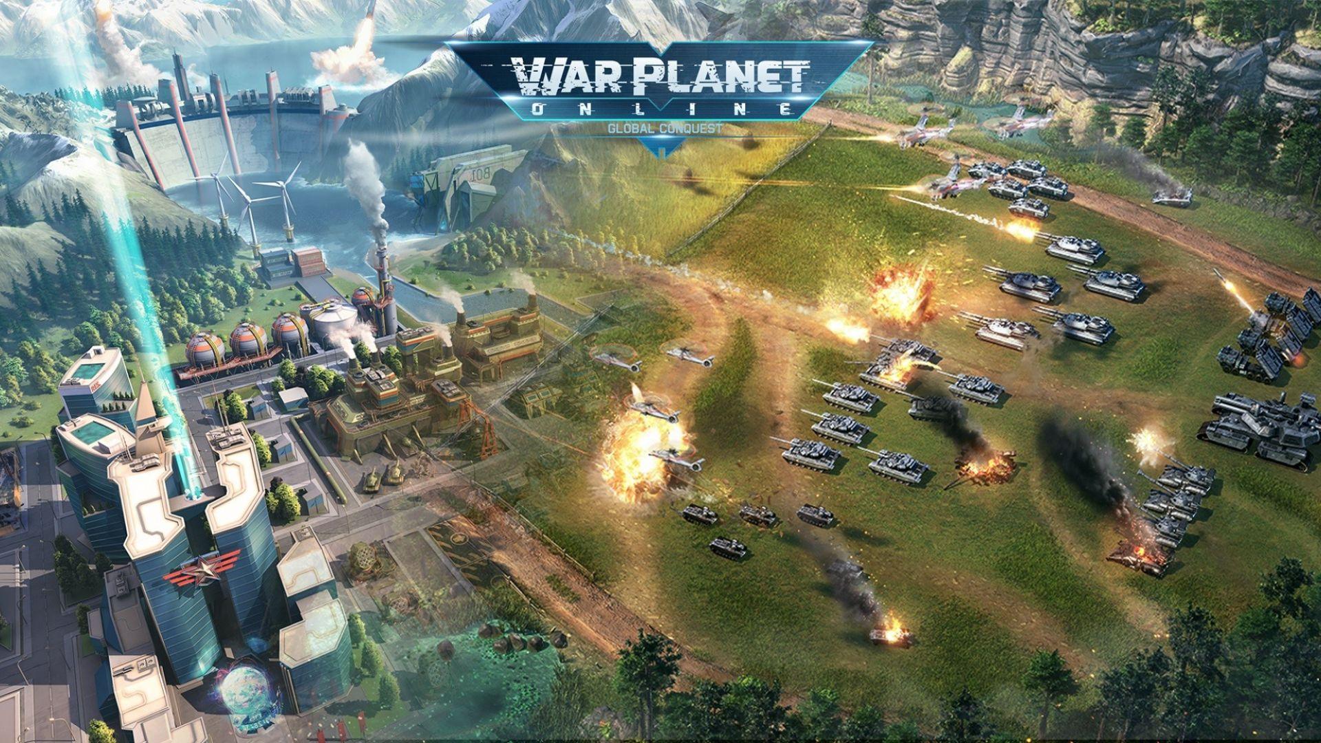 War Planet Online – мобилна стратегия с български привкус
