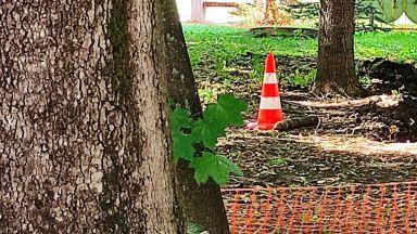 Откриха невзривен снаряд в района на НДК в София