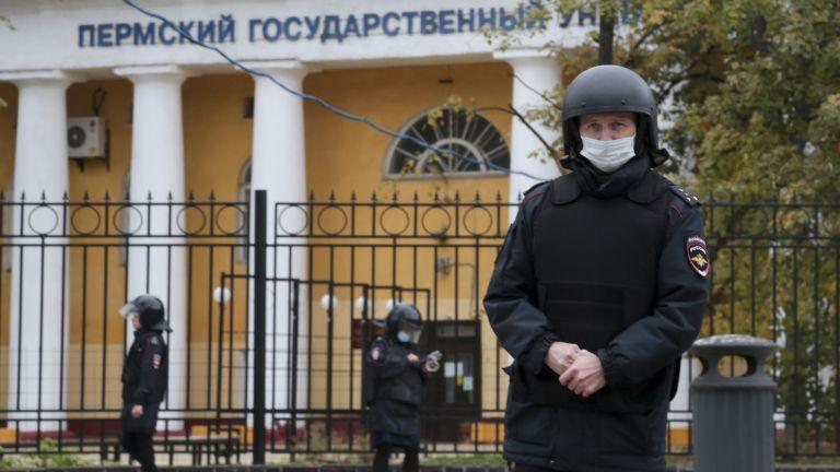 Руските правоохранителни органи предстои да установят причините за стрелбата в