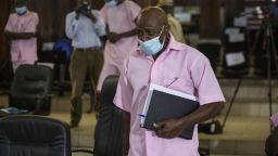 """Осъдиха героя на """"Хотел Руанда"""" по обвинение в тероризъм"""