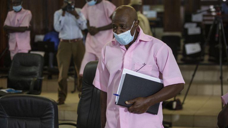 Съд в Руанда призна днес за виновен по обвинение в