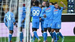 Перфектният старт за Наполи продължи с разгром и нова победа