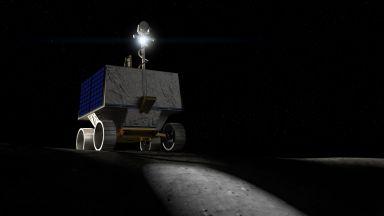 НАСА избра място за прилуняване на лунохода VIPER