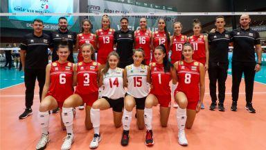 Девойките на България с трета поредна загуба на Световното по волейбол