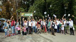 """Събраха стотици килограми отпадъци по инициатива на """"БАТ България"""""""