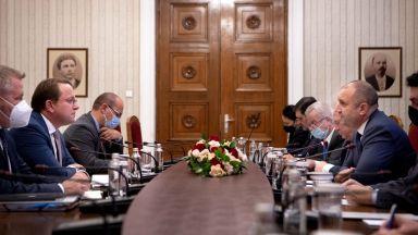 Румен Радев: Декларациите и обещанията в диалога със Северна Македония вече не работят