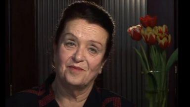 Почина легендарната народна певица Олга Борисова