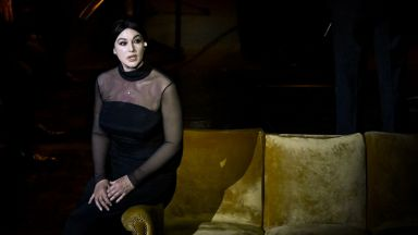 Мария Калас доведе по едно и също време в Атина Моника Белучи и Марина Абрамович