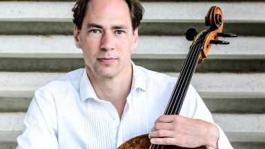 Кнут Вебер: Избрах виолончелото, когато бях на 5 години