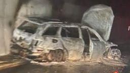 Балкански екшън: Фенове гониха съдии в Босна и запалиха колата им
