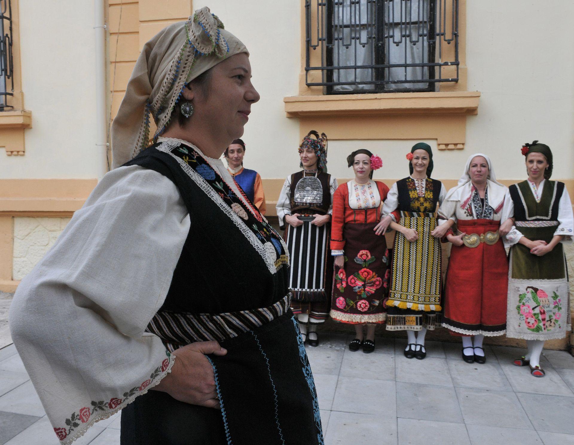 Честването на празника в Бургас