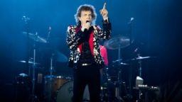 """""""Ролинг стоунс"""" изнесе първия си концерт без Чарли Уотс"""