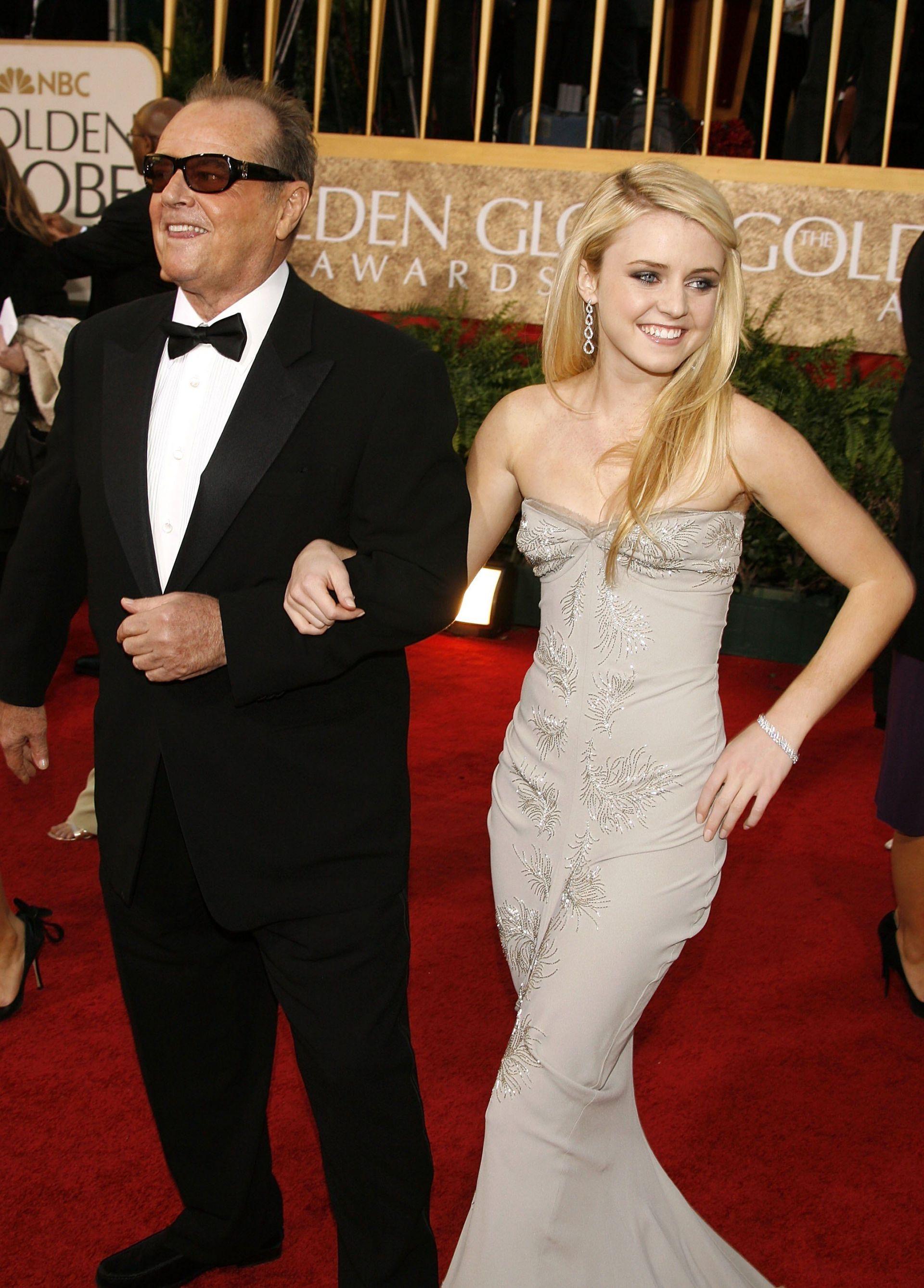 С дъщеря си Лорейн през 2007 г.
