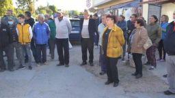 Село в Монтанско на протест заради проблеми с тока: Жителите се оплакаха, че изхвърлят храна