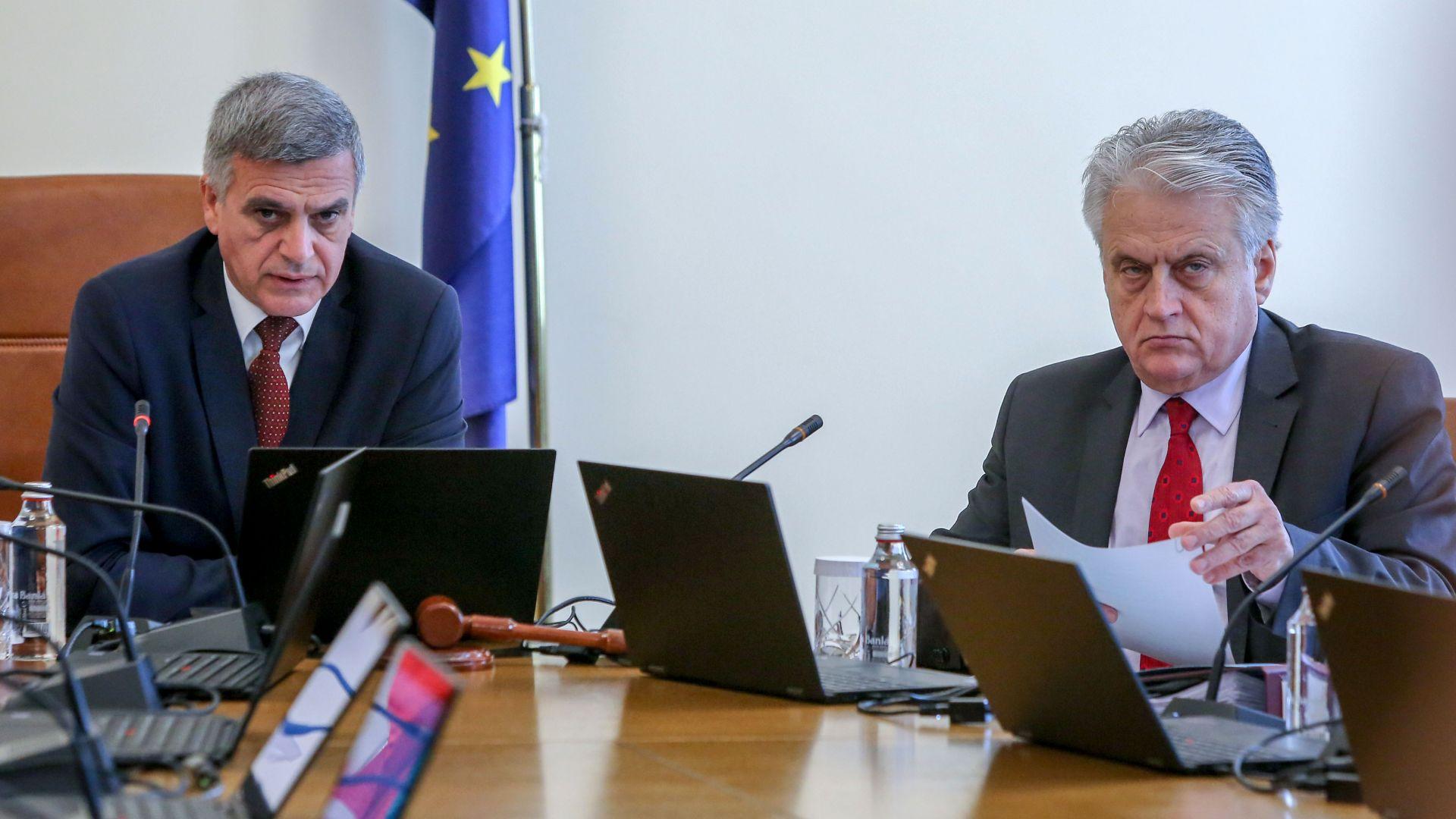 Бойко Рашков пак ще отговаря за подготовката и провеждането на изборите