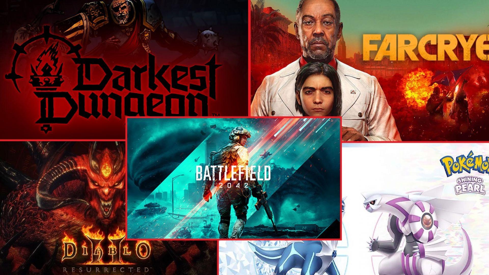 5-те най-вълнуващи игри, които излизат тази есен