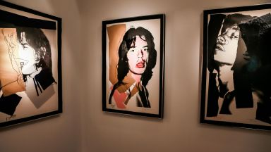 Непознати творби на Анди Уорхол в лондонската галерия Halcyon