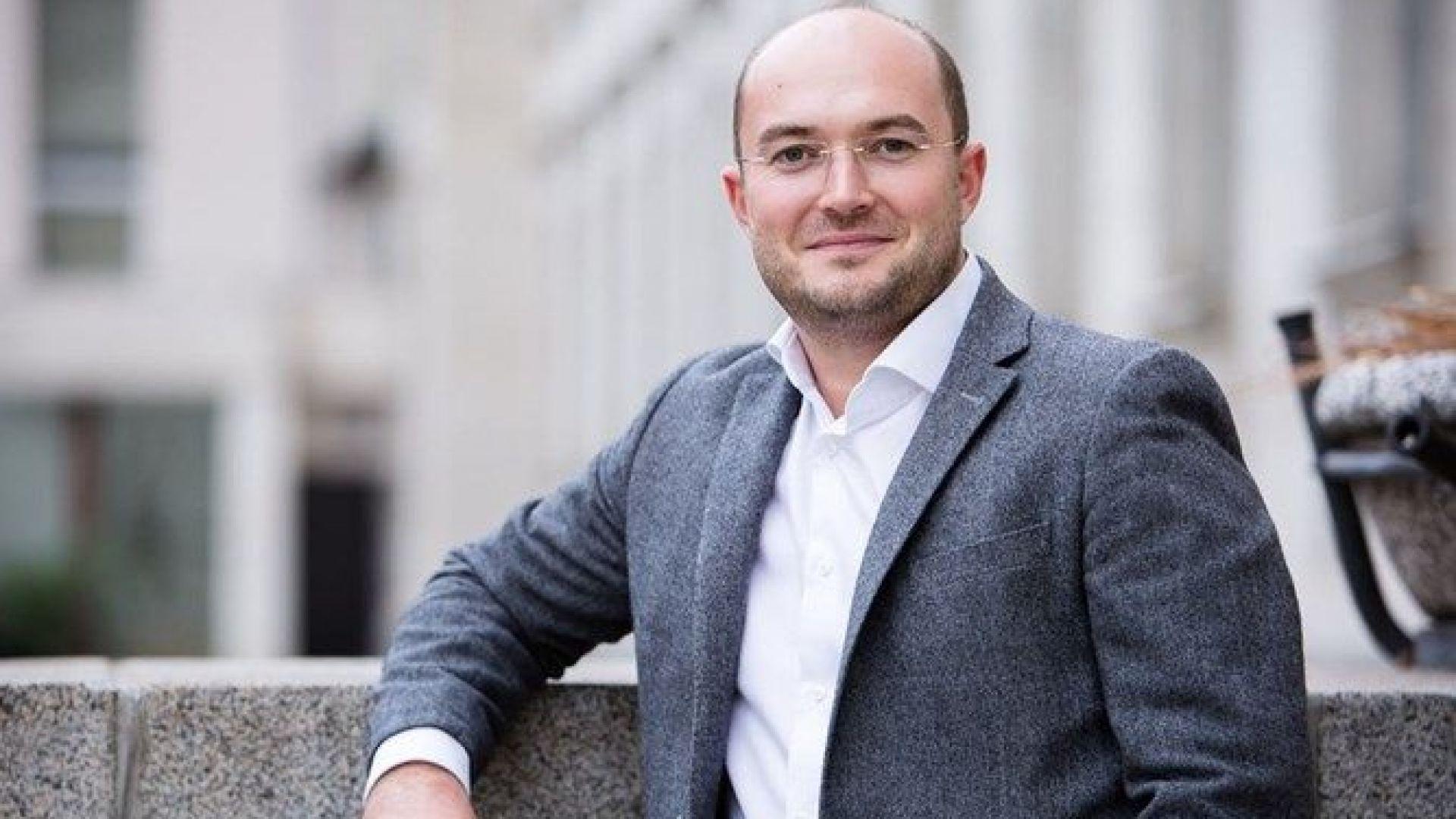 Георги Георгиев от ГЕРБ е новият председател на Столичния общински съвет