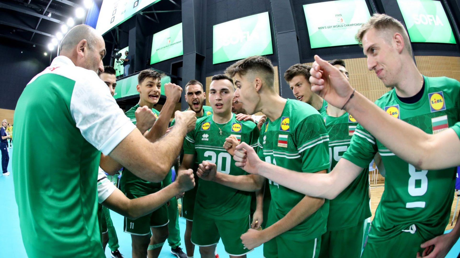 Националите отстъпиха на Русия в първия си мач от Топ 8 на световното
