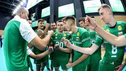 Младежите на България победиха Бахрейн на старта на Световното по волейбол