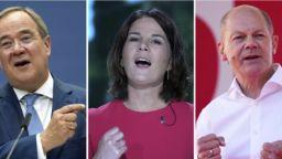 Последни дебати преди вота: Армин Лашет или Олаф Шолц
