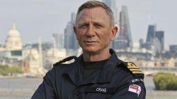 Даниъл Крейг получи почетно звание командир от британския флот
